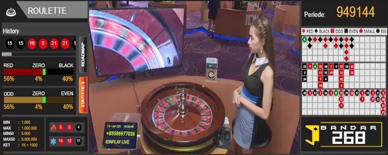 Judi Roulette 77 Online Terpercaya Mainkan Gratis