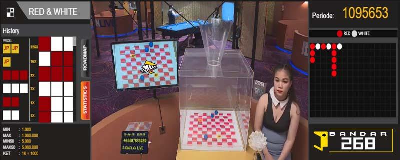 Cara Bermain Judi Red White Online Yang Benar Bandar268 Live Casino Online