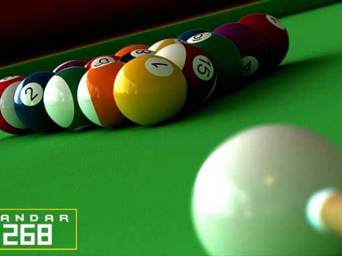 Bermain Judi Billiards Online dengan Modal 1000 rupiah